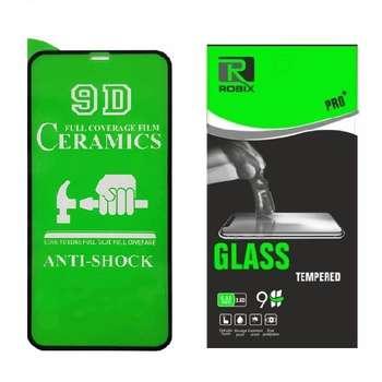 محافظ صفحه نمایش روبیکس مدل CR-iP11 مناسب برای گوشی موبایل اپل iPhone 11 بسته 2عددی