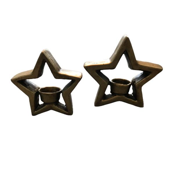 جاشمعی طرح ستاره مجموعه 2 عددی