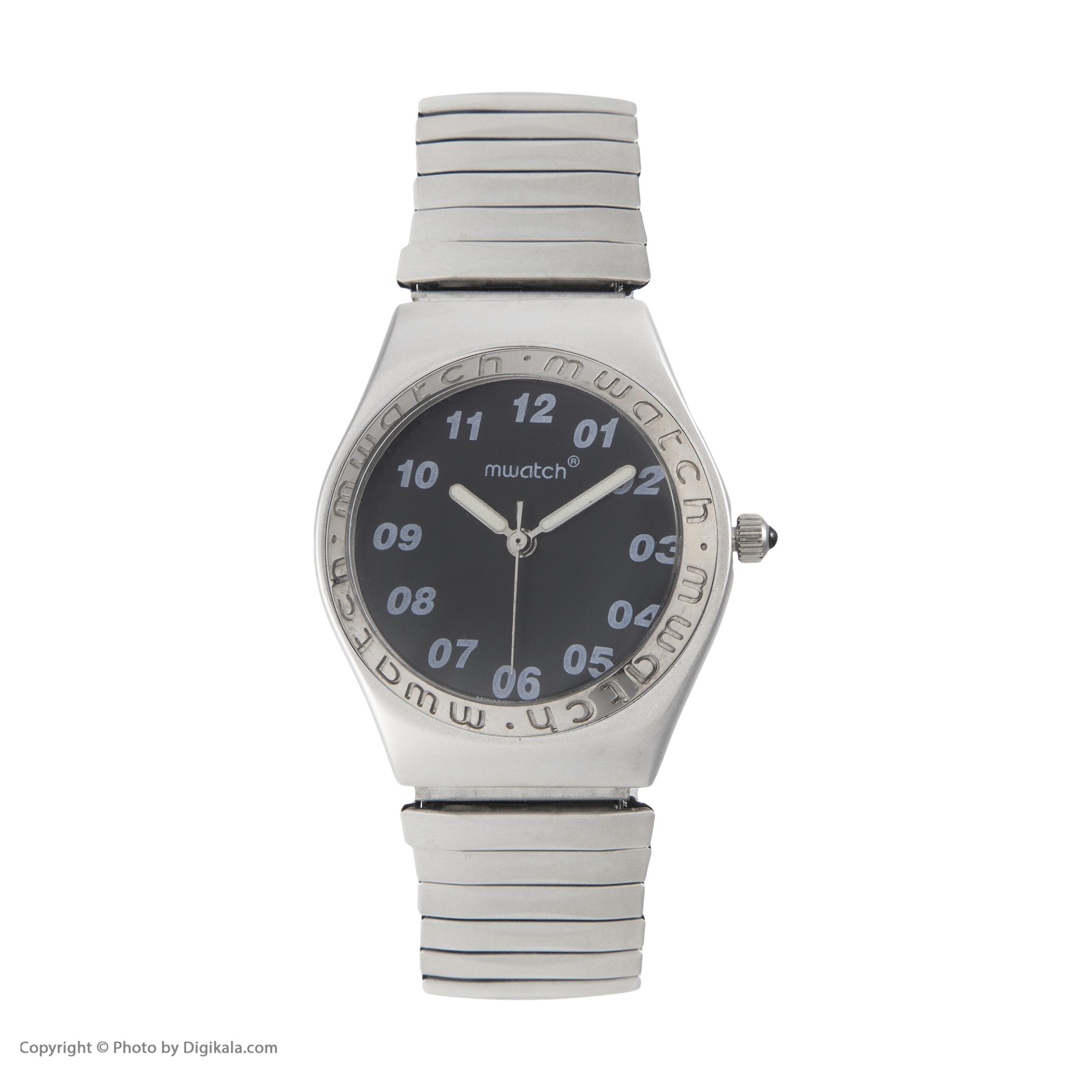 ساعت مچی عقربه ای مردانه ام واچ مدل MM-1022              ارزان