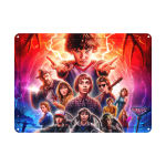 دیوارکوب مدل s 836 stranger things