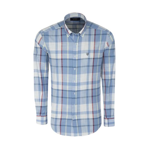 پیراهن مردانه ال سی من مدل 02141084-160