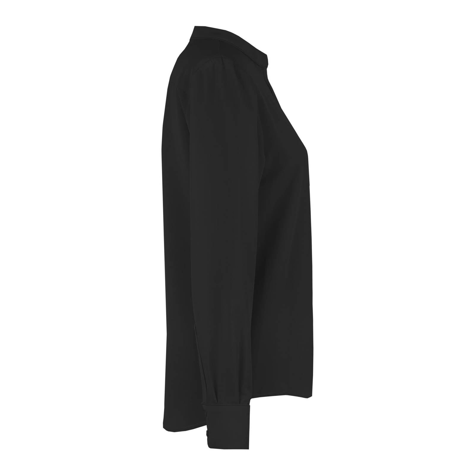 شومیز زنانه زیبو مدل 011315-BLACK -  - 3
