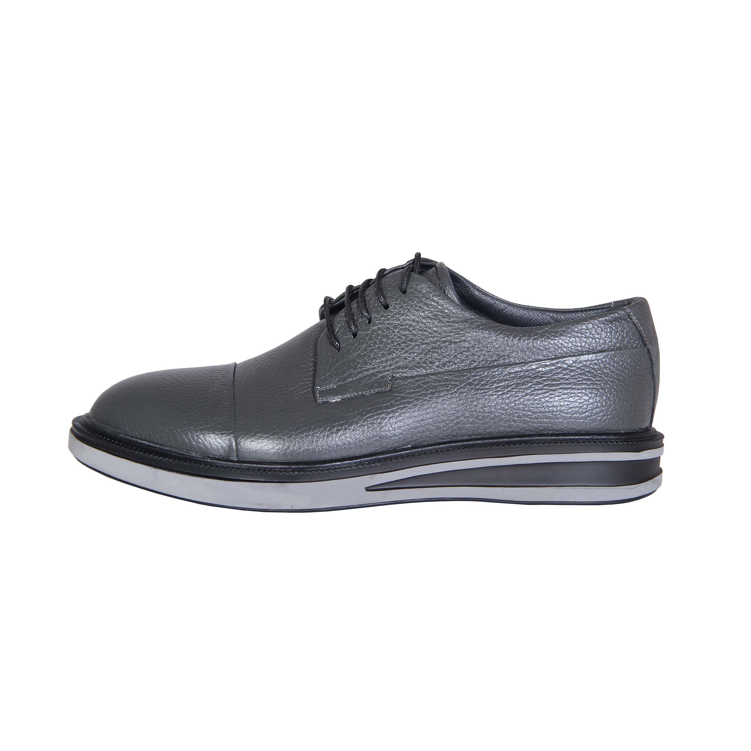 SHAHRECHARM leather men's casual shoes , GH1092-21 Model