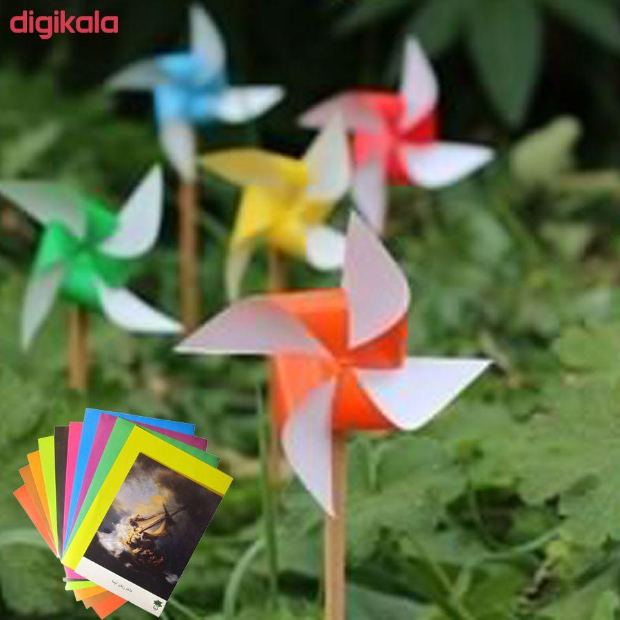 کاغذ رنگی A4 تیما مدل Rembrandt1 بسته 50 عددی main 1 3