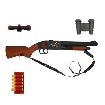 تفنگ بازی گلدن گان مدل naabsell-p60 مجموعه 8 عددی
