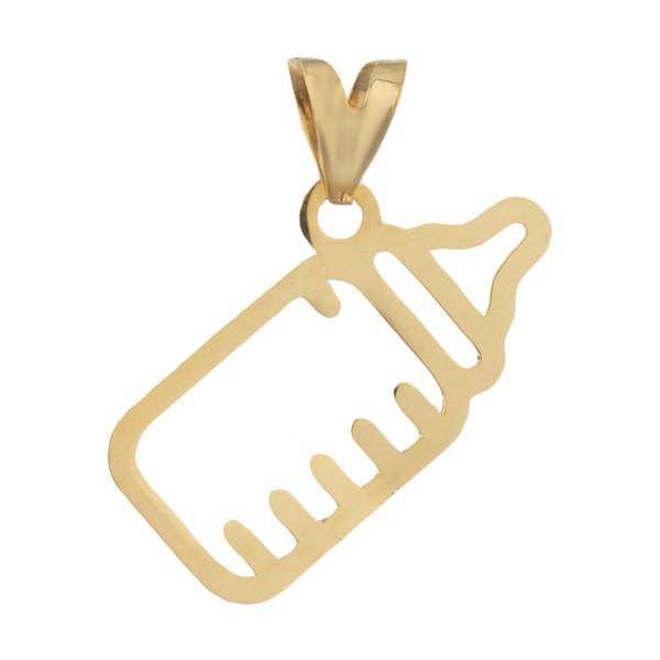 آویز گردنبند طلا 18 عیار زنانه مایا ماهک مدل MM1142