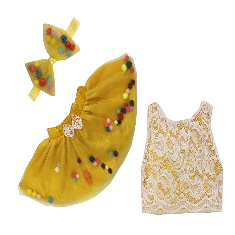 ست 3 تکه لباس نوزادی دخترانه کد 2020