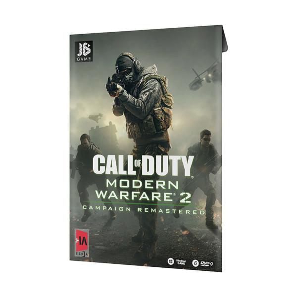 بازی Call of Duty MW2 Remastred مخصوص PC نشر جی بی تیم
