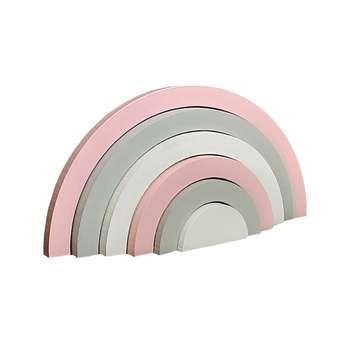 استند رومیزی کودک طرح رنگین کمان مدل 030R