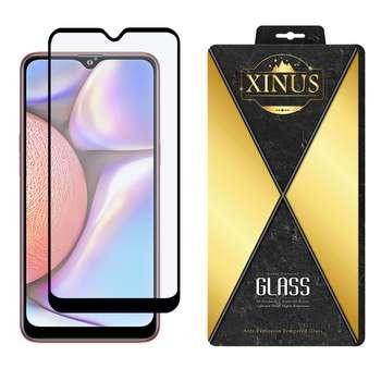 محافظ صفحه نمایش سرامیکی ژینوس مدل CMX مناسب برای گوشی موبایل سامسونگ Galaxy A10s