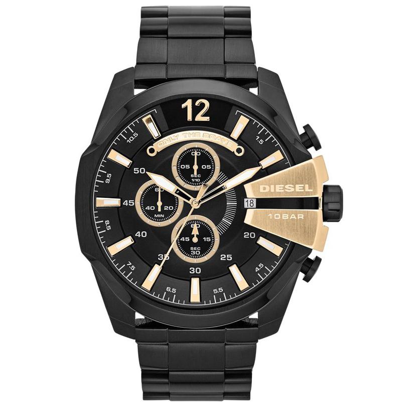 قیمت و خرید                      ساعت مچی عقربهای مردانه دیزل مدل DZ4338