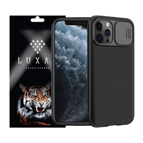 کاور لوکسار مدل LensPro-222 مناسب برای گوشی موبایل اپل iPhone 12 Pro Max