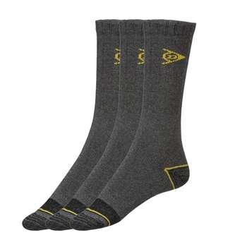 جوراب مردانه دانلوپ مدل WorkGr بسته 3 عددی
