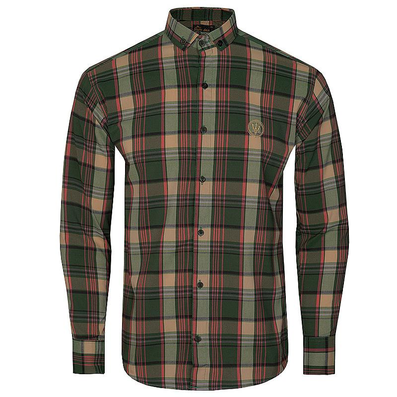 پیراهن آستین بلند مردانه مدل 344004112 غیر اصل