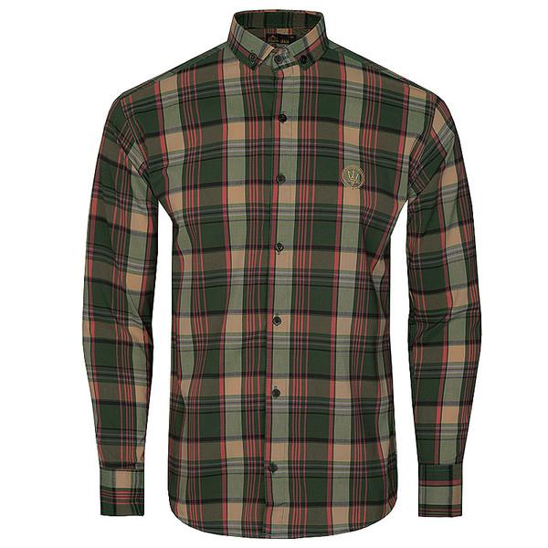 پیراهن آستین بلند  مردانه مدل 344004112