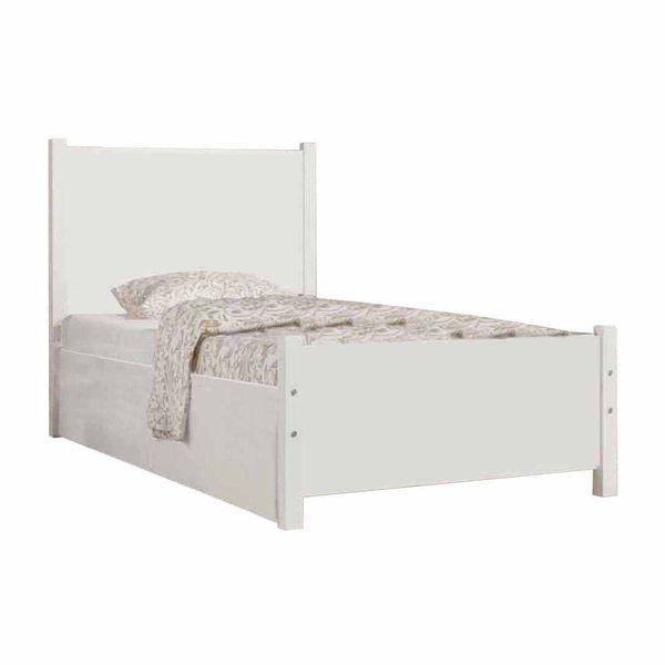 تخت خواب یک نفره کد BSP01 سایز 90x200 سانتیمتر
