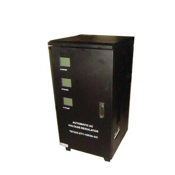 استابیلایزر تکام مدل TS7223-ZTY15KVA3/3 ظرفیت 15000VA