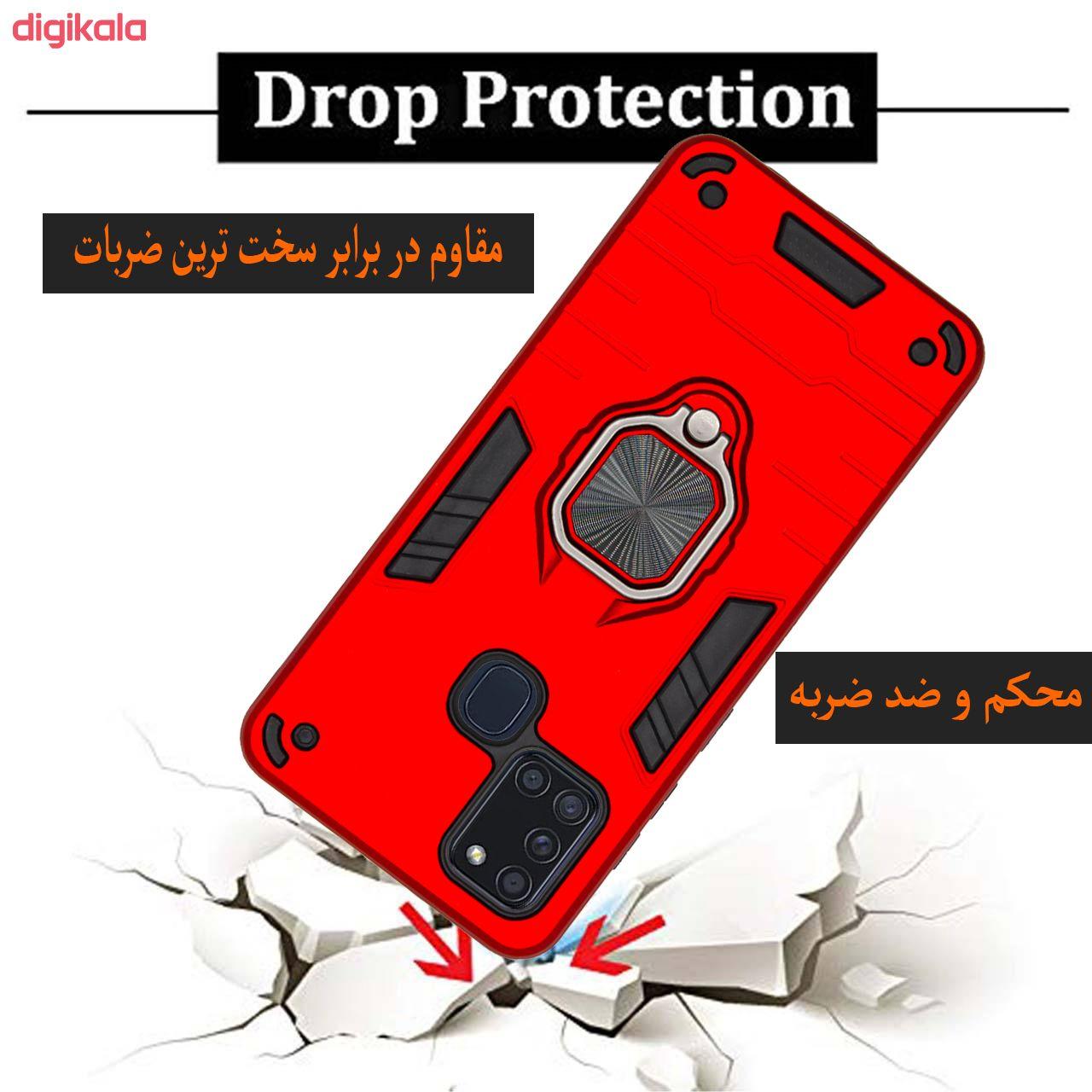 کاور کینگ پاور مدل ASH22 مناسب برای گوشی موبایل سامسونگ Galaxy A21S main 1 9