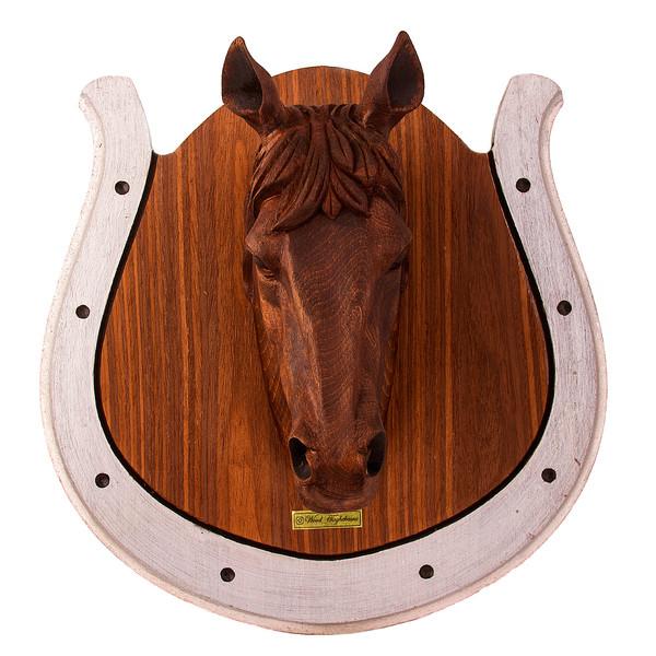 دیوارکوب طرح سر اسب کد 8