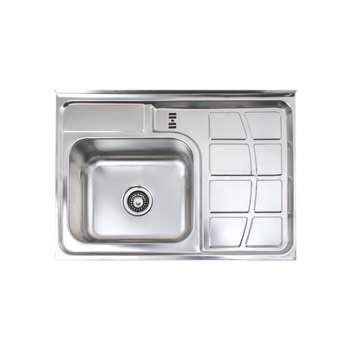 سینک ظرفشویی نگین الماس کد SA43 روکار