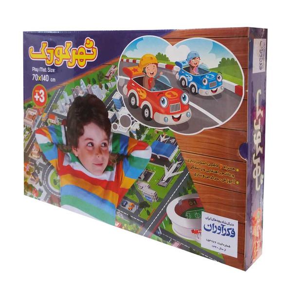 بازی آموزشی فکرآوران مدل شهر کودک کد 145366