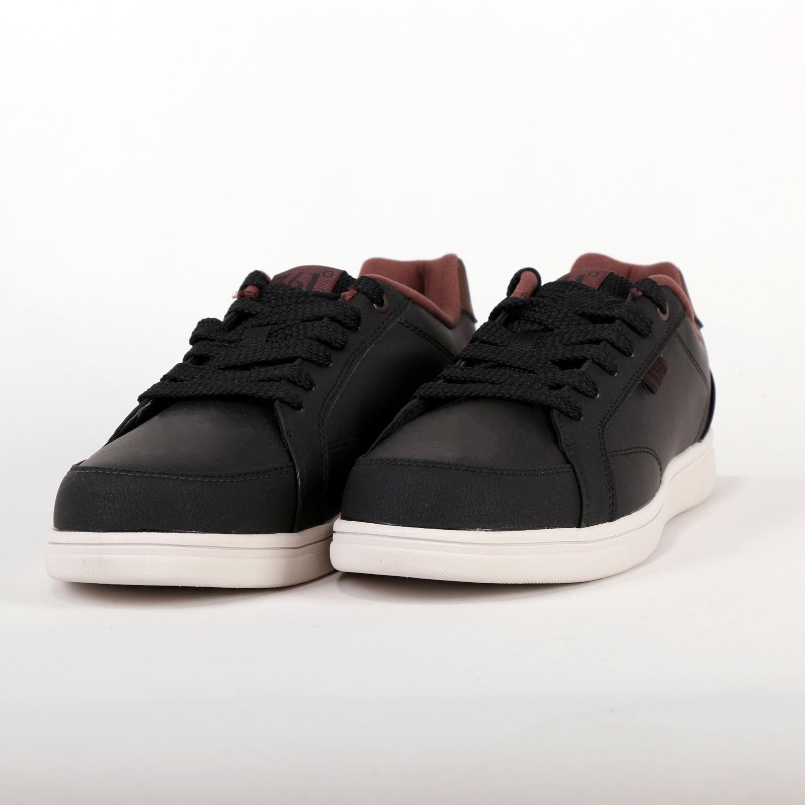 کفش راحتی مردانه 361 درجه مدل 571446631 رنگ قهوه ای تیره -  - 4