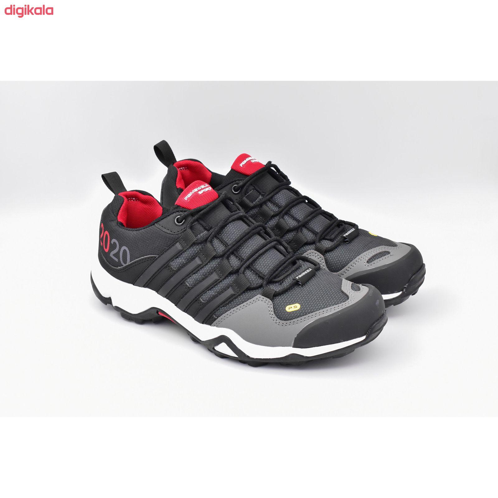 کفش پیاده روی مردانه پاما مدل TT کد 1080-2 main 1 3