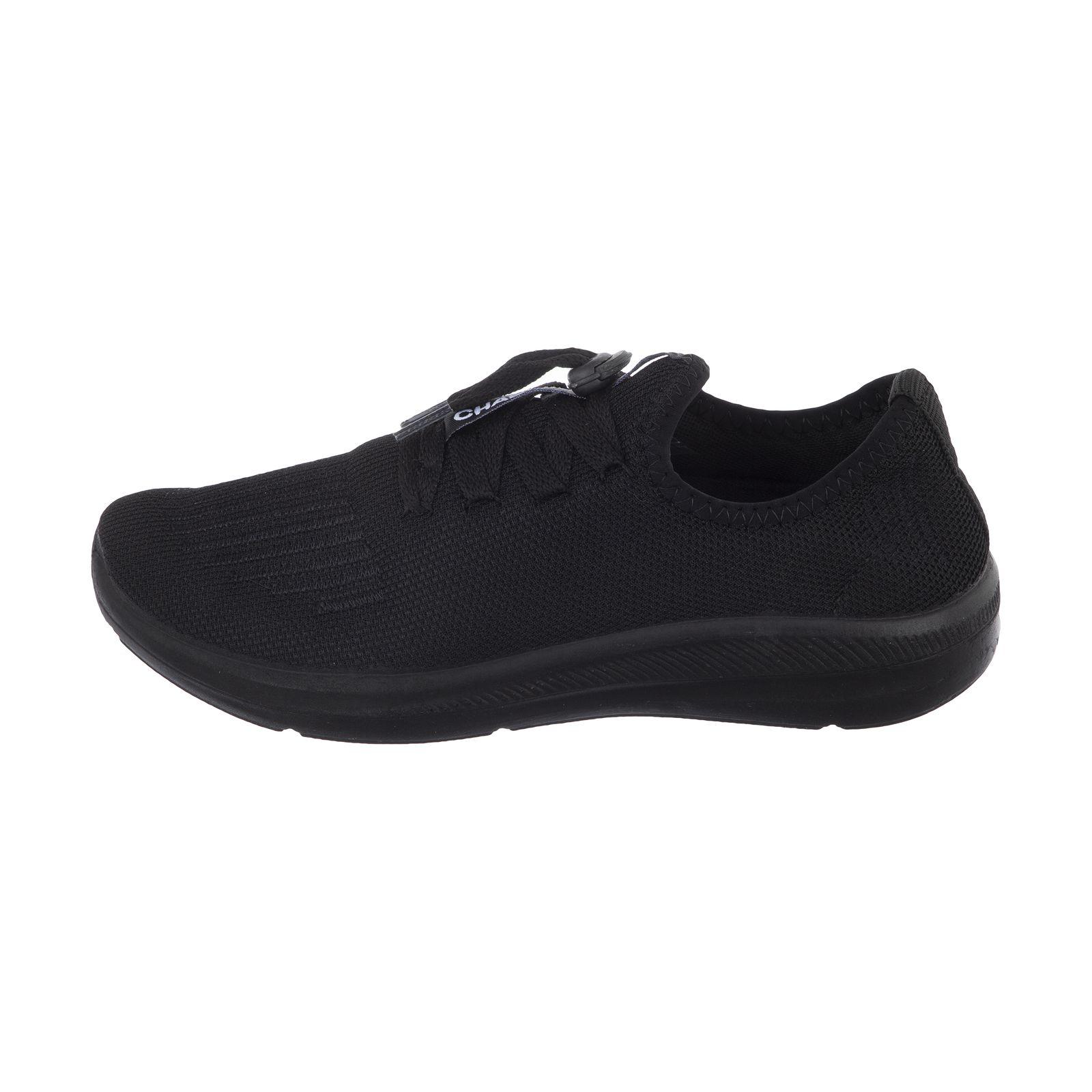 کفش راحتی چابک مدل آرشام رنگ مشکی -  - 2