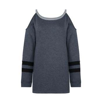 تی شرت  ورزشی زنانه مل اند موژ مدل KT157-104