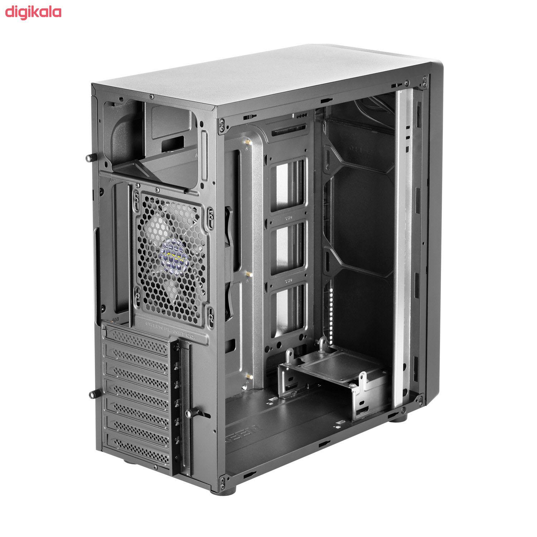 کیس کامپیوتر گرین مدل AVA Plus main 1 3