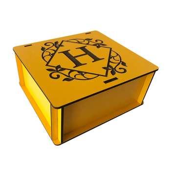 جعبه هدیه چوبی مدل j127