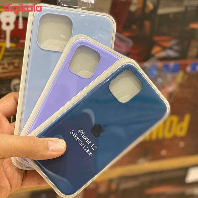 کاور مدل Silic مناسب برای گوشی موبایل اپل Iphone 12 Pro Max main 1 4