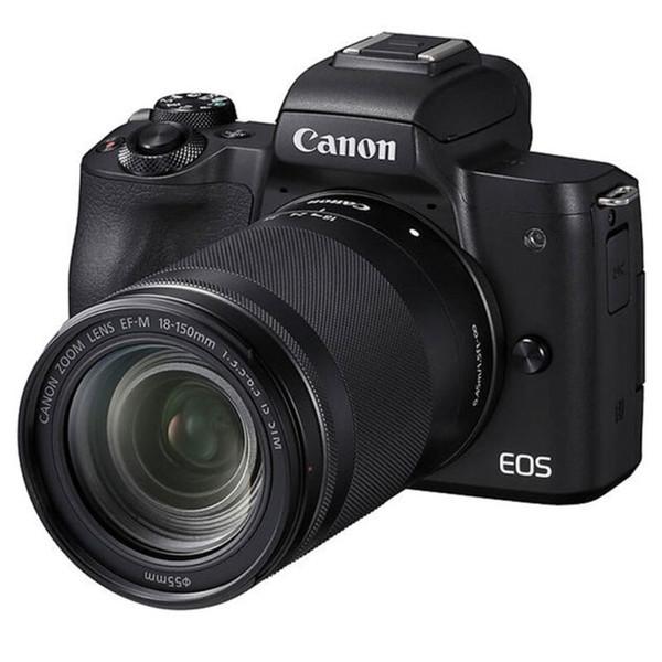 دوربین دیجیتال بدون آینه کانن مدل Canon EOS M50 kit 18-150mm
