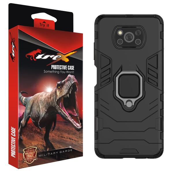 کاور تی رکس مدل DEF02 مناسب برای گوشی موبایل شیائومی POCO X3 / POCO X3 NFC