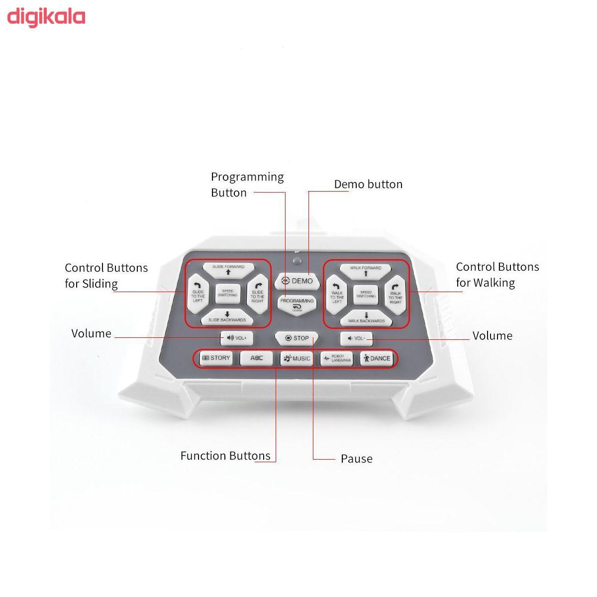 اسباب بازی مدل ربات کد 2021 main 1 4