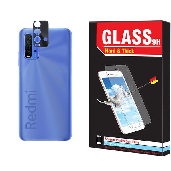 محافظ لنز دوربین هارد اند تیک مدل LNZ-BK مناسب برای گوشی موبایل شیائومی Redmi 9T