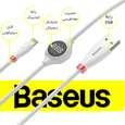 کابل تبدیل USB به لایتنینگ باسئوس مدل CALEYE طول 1.2 متر thumb 1