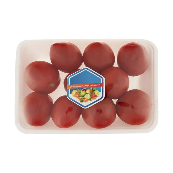 گوجه فرنگی بوته ای میوه پلاس - 1 کیلوگرم