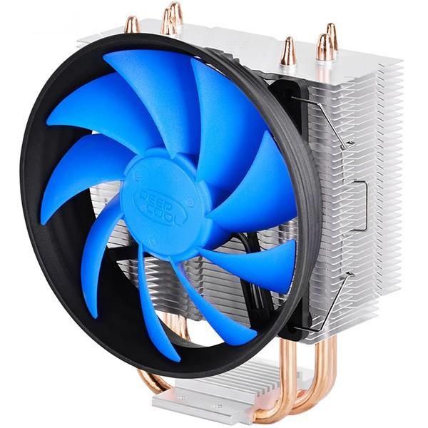بررسی و {خرید با تخفیف} خنک کننده پردازنده دیپ کول مدل GAMMAX 300 اصل