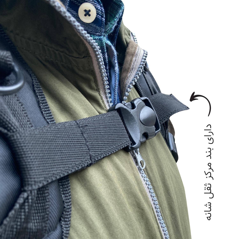 کوله پشتی ورزشی گوگانا مدل gog4020 main 1 16