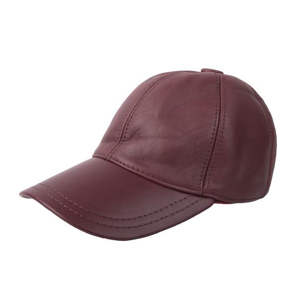 کلاه کپ چرم کن ا مدل D-471