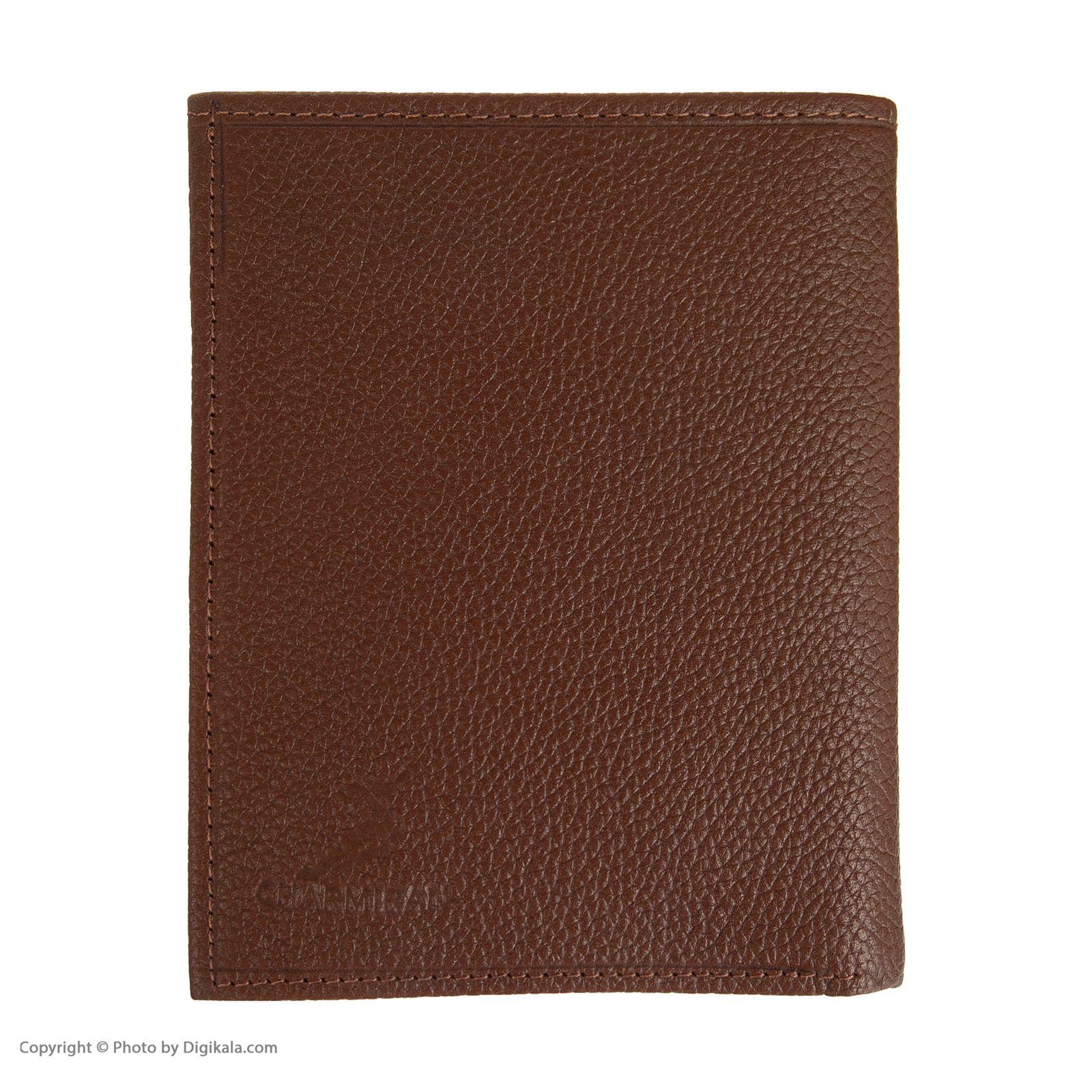 کیف پول مردانه چرمیران مدل 6057104 -  - 3