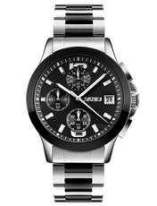 ساعت مچی عقربه ای مردانه اسکمی مدل 9126M-NP -  - 1