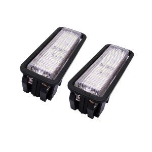 چراغ سقف خودرو تک لایت مدل AM 5964 مناسب برای پژو پارس بسته 2 عددی