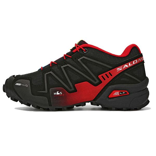 کفش پیاده روی مردانه سالومون مدل speed cross 3 - 63463