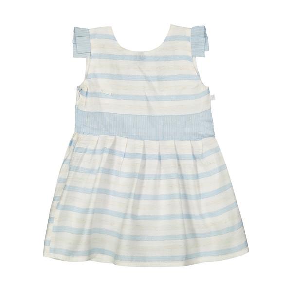 پیراهن نوزادی دخترانه فیورلا کد 3005