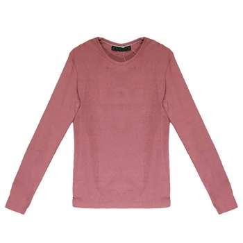 تی شرت آستین بلند دخترانه پیپرتس مدل IAN-327505