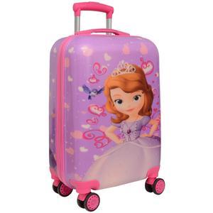 چمدان کودک طرح سوفی کد 035
