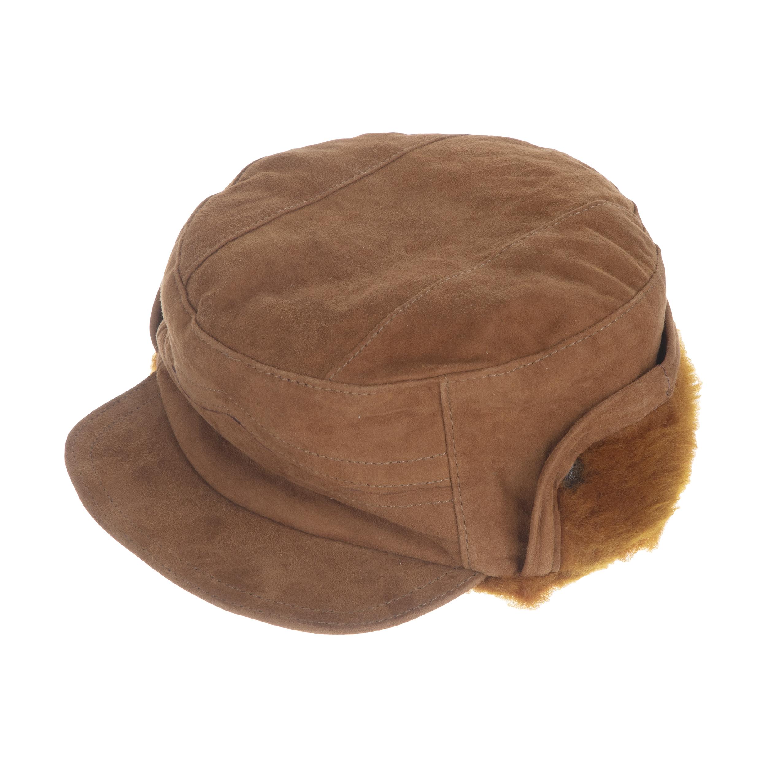 کلاه پوست و چرم کمالی مدل AK-00002