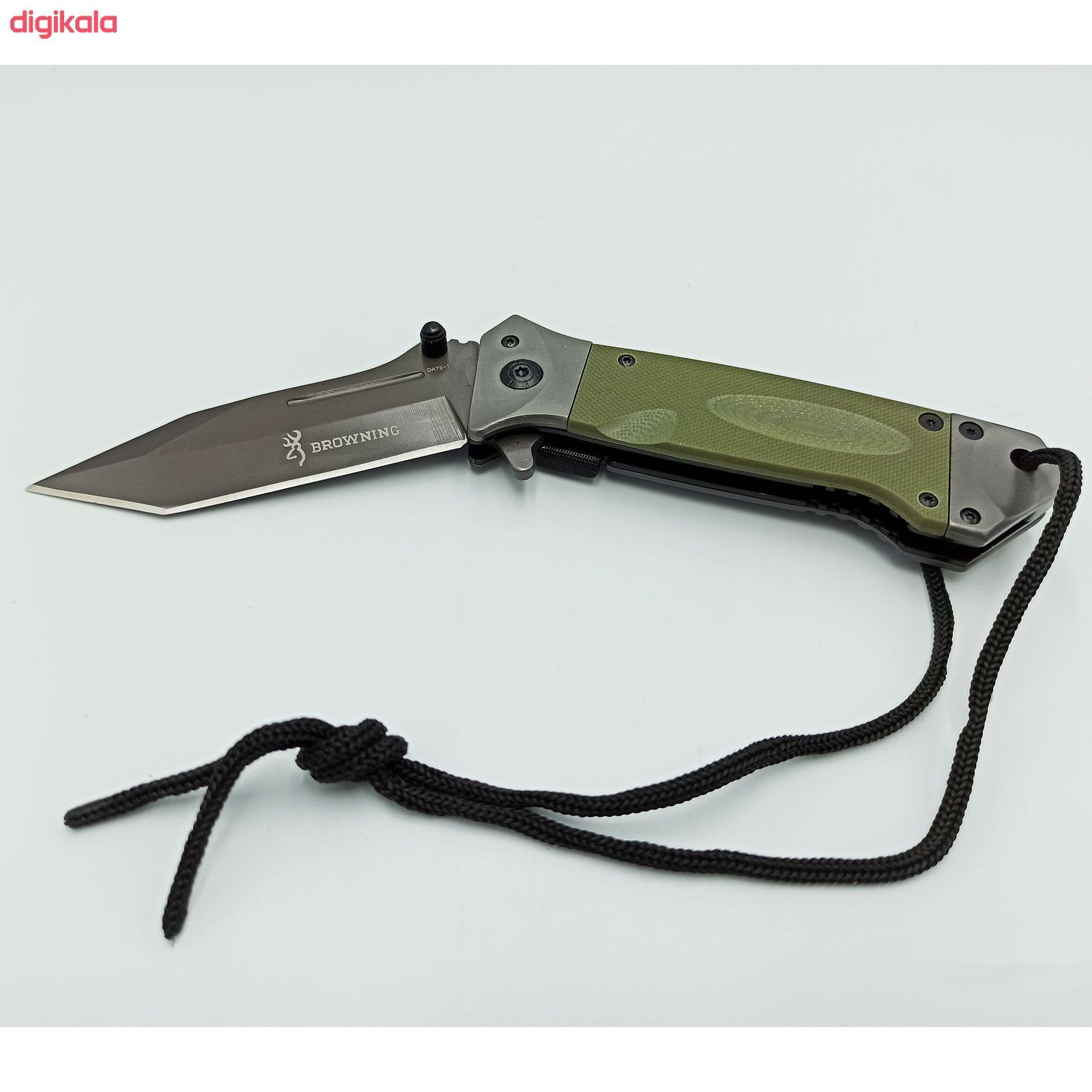 چاقو سفری برونینگ مدل DA73-1 main 1 2